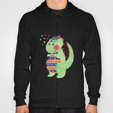Green Dino Hoody