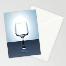 Glass Illustration Stationery Cards