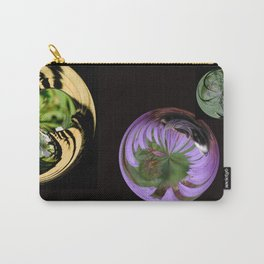 Bee's Eye View Carry-All Pouch