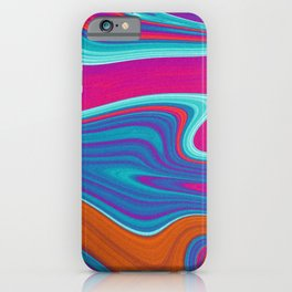 Trippy Balls 2 iPhone Case