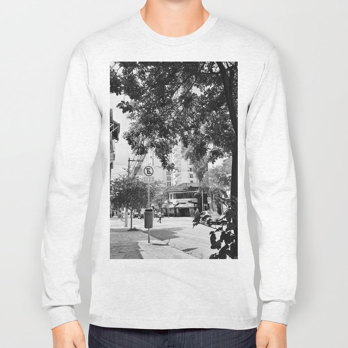 On the street Long Sleeve T-shirt