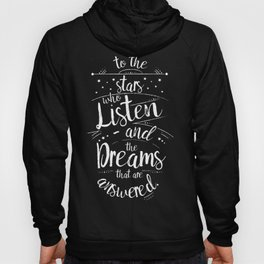 ACOMAF- To the Stars Who Listen And the Dreams that are Answered Hoody