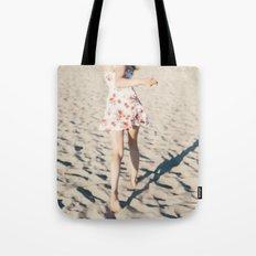 Run Tote Bag