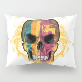 To The Core Collection: Sri Lanka Pillow Sham