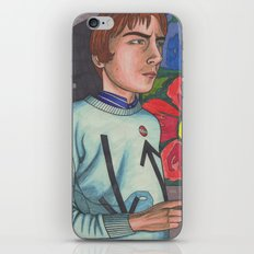 Art School iPhone & iPod Skin