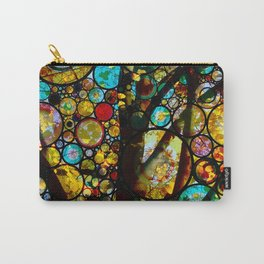 Fairy Tale Tree Carry-All Pouch