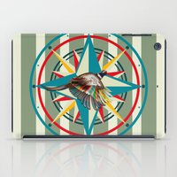 not all those who wander are lost iPad Cases featuring Not all those who wander are lost by milanova