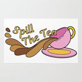 Spill The Tea Rug