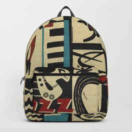 Jazzz Backpack