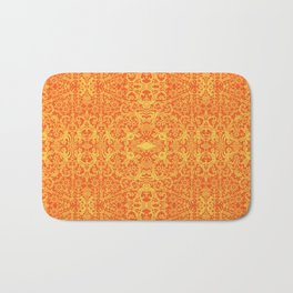 Lace Variation 11 Bath Mat