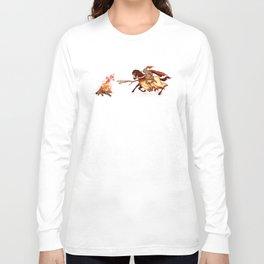 Marshmallow Joust Long Sleeve T-shirt