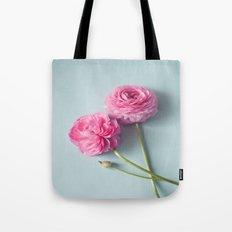 Ranunculus Love Tote Bag