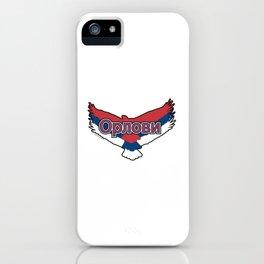 Serbia Орлови (The Eagles) ~Group E~ iPhone Case