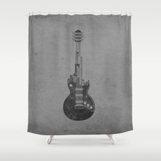 We Built This City Shower Curtain