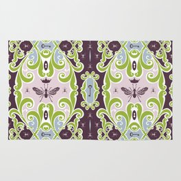 The Ant Queen Rug