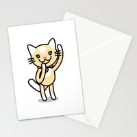 Lemon the Cat Stationery Cards