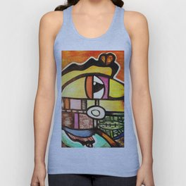 2012 to over throw the colonist in nigeria  Unisex Tank Top