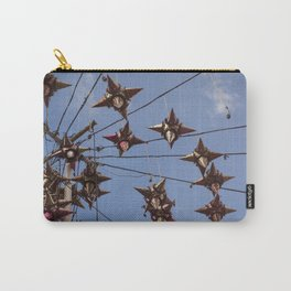 Star fall - Mexican folk Carry-All Pouch