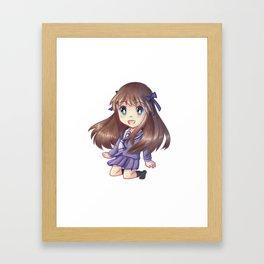 Chibi Tohru Framed Art Print
