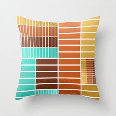 Sweet Dirty Pillows Throw Pillow