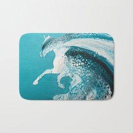 Ocean Horse Bath Mat