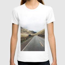 Peruvian adventures. T-shirt