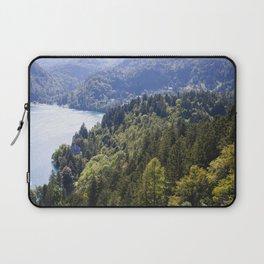 Slovenian Forrestation Laptop Sleeve