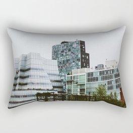 Architecture I Rectangular Pillow