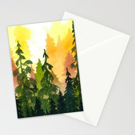 Summers' End I Stationery Cards