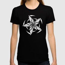 UFO spin - white T-shirt