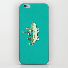 Crocodile iPhone Skin