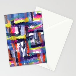 Abstract background 303 Stationery Cards