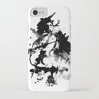 cello iPhone & iPod Cases featuring Cello by juliagingras