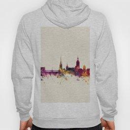 Stockholm Sweden Skyline Hoody