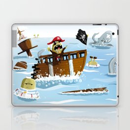 Pirates Laptop & iPad Skin
