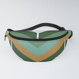 Oculus Home Green Gold Pillow Fanny Pack