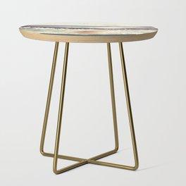 Golden Spring Reflection Side Table