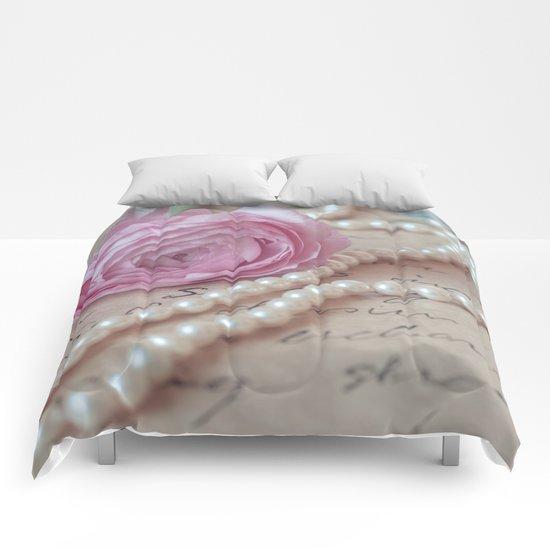 Pink Luxury Comforters