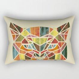 Holy Cat Rectangular Pillow