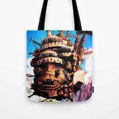 Beware of Howl's Moving Castle! Tote Bag