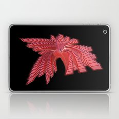 Red Glass Abstract Laptop & iPad Skin