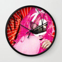 Monolithic Baby · Crop Circle Wall Clock