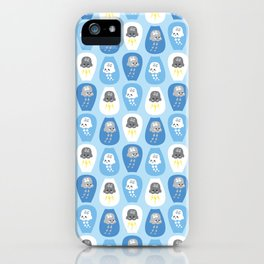 Weather jellyfishes iPhone Case