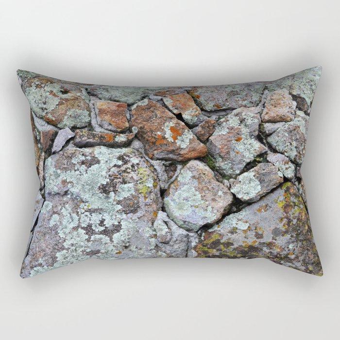 Mineral Rocks Rectangular Pillow