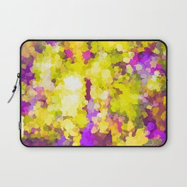 Sparking Joy On The Sunny Side Of The Street Laptop Sleeve