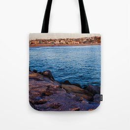 Playa Del Rey Panoramic 2017 Tote Bag