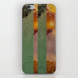 a slice of sunshine iPhone Skin