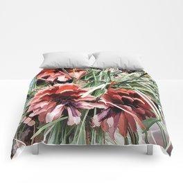 Pine Cones Comforters