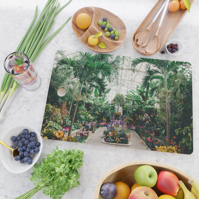 The Main Greenhouse Cutting Board