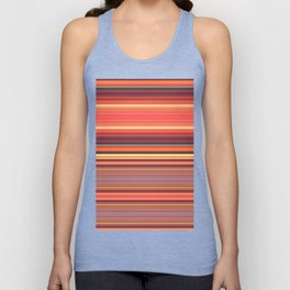 Pacific Coast Highway Route 1 Unisex Tank Top